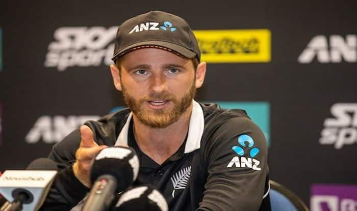 Kane Williamson speaking during a press conference_Blackcaps Twitter