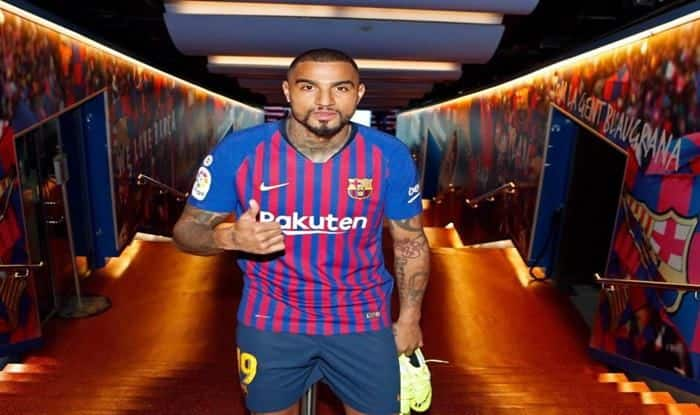 Kevin Prince Boateng_Picture credits-Barcelona media