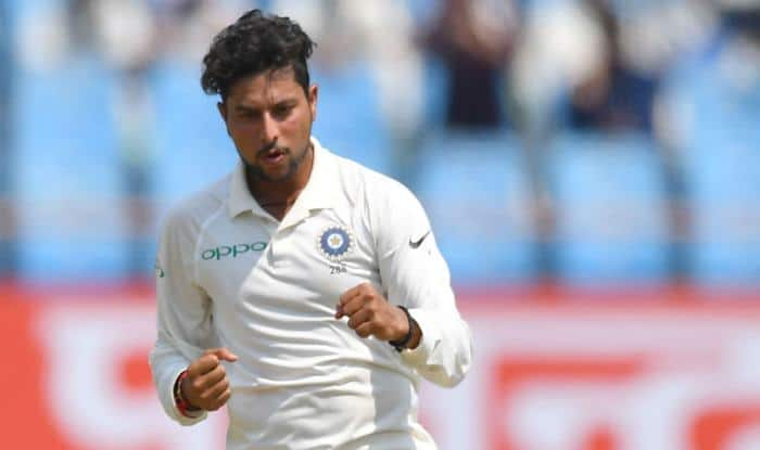 India vs Australia 2018, 4th Test Sydney: Bowling Coach Bharat Arun Heaps Praise on Kuldeep Yadav After Left-Arm Spinner Picks up Fifer