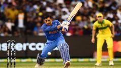 महेंद्र सिंह धोनी: 3 मैच, 3 हाफ सेंचुरी और पानी मांगने लगे 'फिनिशर' का करियर फिनिश होने का दावा करने वाले