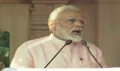 PM Modi Targets Congress, Communist Govt, Says Neither of Them Concerned For Women Empowerment as They've Been Opposing Triple Talaq