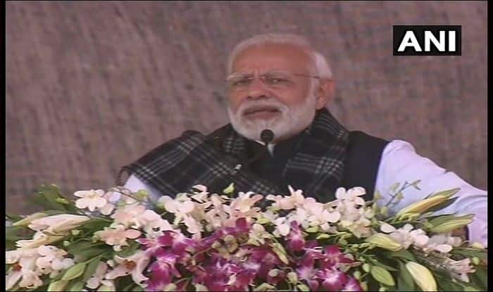 Narendra Modi in Palamu: Farmers Mere a Vote Bank For Congress, 'Annadata' For us, Says PM