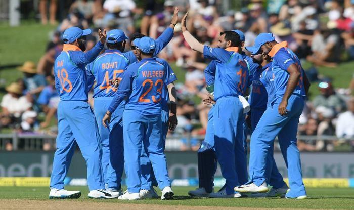 Live Cricket Score India vs New Zealand 3rd ODI: Hardik Pandya Back, MS Dhoni Rested; NZ Opt to Bat