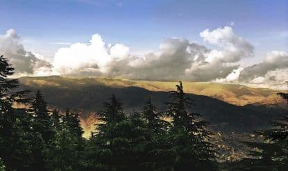 Situated Right at The Foot of The Himalayas, Mussoorie Makes For a Convenient Getaway