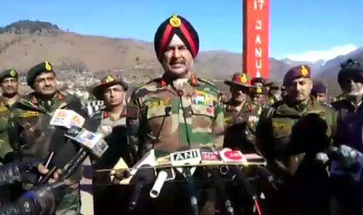 Northern Command chief Lt Gen Ranbir Singh
