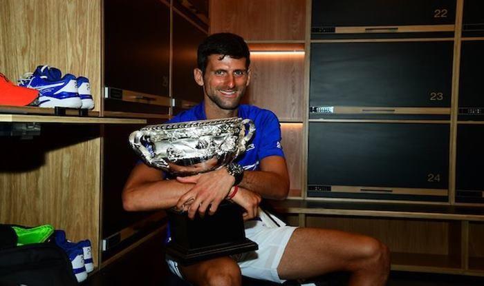 After Beating Rafael Nadal in Australian Open 2019, Novak Djokovic Eyes Roger Federer's All-Time Grand Slam Record