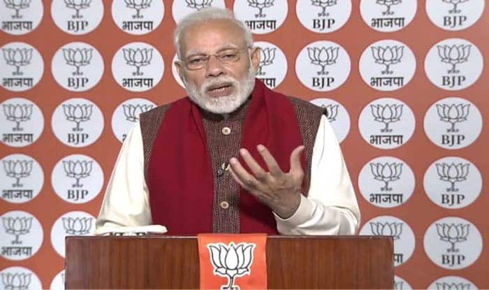 PM Modi to Interact With BJP Booth-level Workers in Goa Today