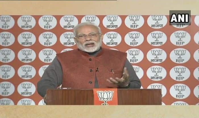 PM Narendra Modi (PIC COURTESY: ANI)