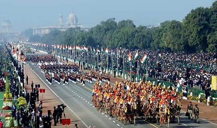 Republic Day 2019: India's Military Might, Rich Cultural Diversity Display Take Centre Stage at Rajpath During Parade