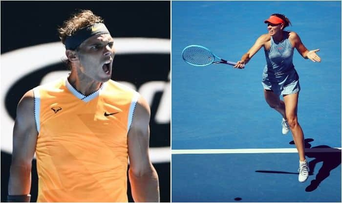 Australian Open 2019 Roundup: Rafael Nadal, Angelique Kerber, Maria Sharapova And Kevin Anderson Advance to Round Two on Day 1