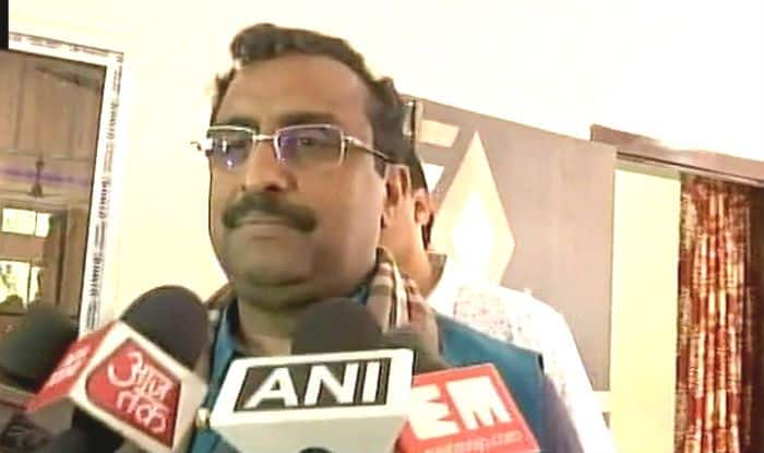 Have Asked Election Commission to Hold Assembly Elections in Jammu And Kashmir as Early as Possible: Ram Madhav