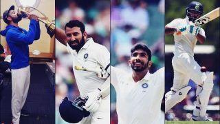 India vs Australia 2018-19: 10 Records Virat Kohli-Led Team India Broke After Registering Maiden Test Series Win Over Australia, Cheteshwar Pujara, Jasprit Bumrah, Rishabh Pant Lead The Coveted List