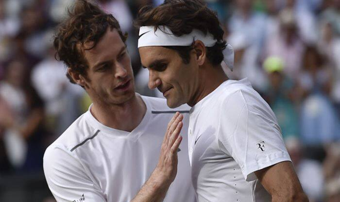 Roger Federer-Andy Murray
