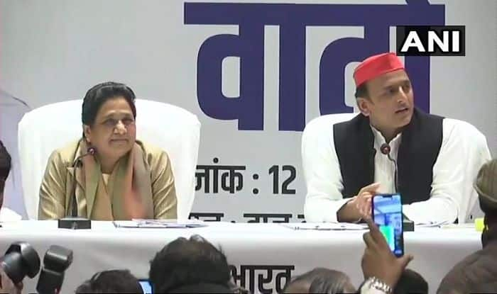 SP, BSP Announce Alliance in UP Ahead of Lok Sabha Elections 2019: Here's Who Said What