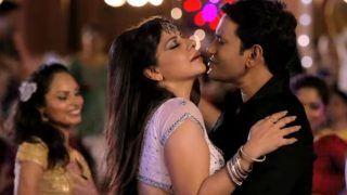 Bhojpuri Hot Dancer Sambhavna Seth Flaunts Her Sexy Thumkas With Dinesh Lal Yadav on New Item Number 'Naa To Phurr Se Chiraiya Udd Jaai' From Hero Vardiwala – Watch