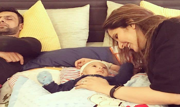 Sania Mirza Expresses Gratitude For Her Greatest Gift Son Izhaan, Says She Wants to Sleep Like Husband Shoaib Malik in Coming Year