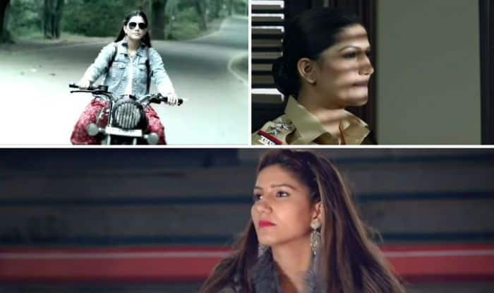 Haryanvi Sizzler Sapna Choudhary Looks Hot as a Cop And in Action Sequences in Her Upcoming Film 'Dosti ke Side Effectss' – Watch Trailer