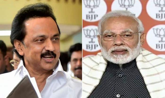Mamata Banerjee Mega Rally: PM Narendra Modi Curses as He's Afraid of Mahagathbandhan, Says DMK Chief MK Stalin