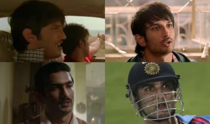 Stills From Sushant Singh Rajput Movies