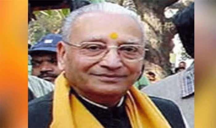 Vishnu Hari Dalmia, Former Vishwa Hindu Parishad President, Dies at 91