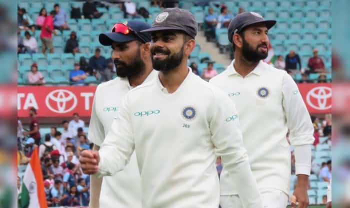 India vs Australia 4th Test Day 5: Rain Forces Draw in Sydney, India Create History by Winning Border-Gavaskar Trophy vs Australia 2-1
