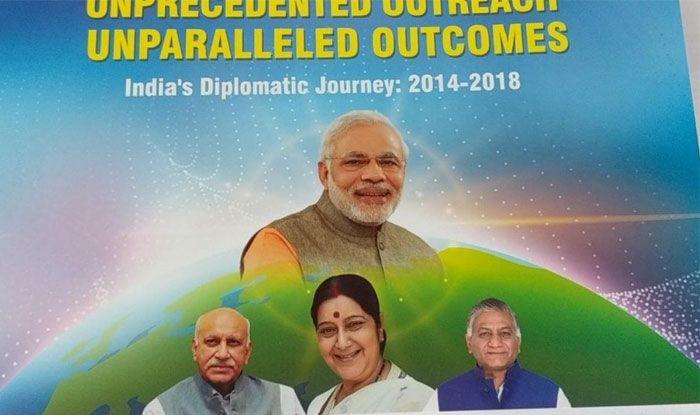 MJ Akbar, Facing #MeToo Allegations, Features in Booklets Given to Delegates at Pravasi Bharatiya Diwas; Congress Attacks Govt