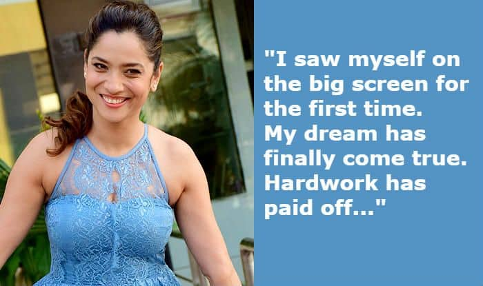 Ankita Lokhande's Heartfelt Post For Kangana Ranaut, Zee, Fans And Ekta Kapoor Proves Success Demands Humility