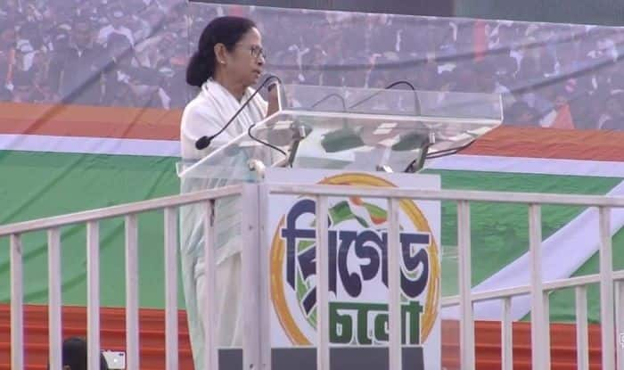 Mamata Banerjee Mega Rally News Updates: BJP's Only Agenda is Instigating Riots in West Bengal, Says CM