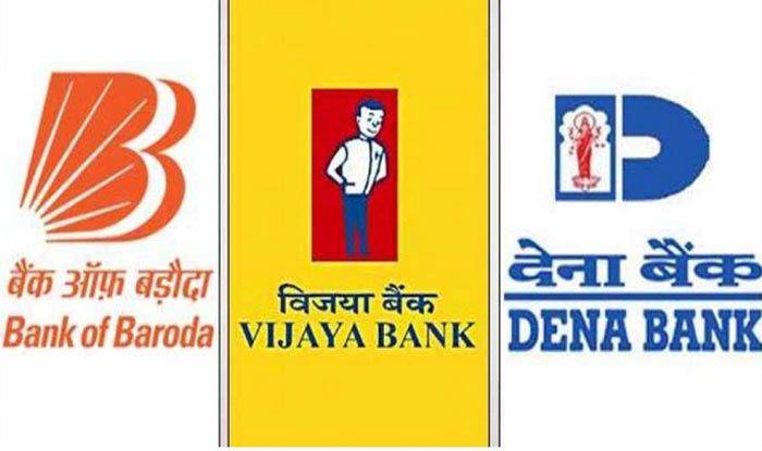 In First-Ever Three-Way Amalgamation, Centre Approves Merger of Dena And Vijaya Bank With Bank of Baroda