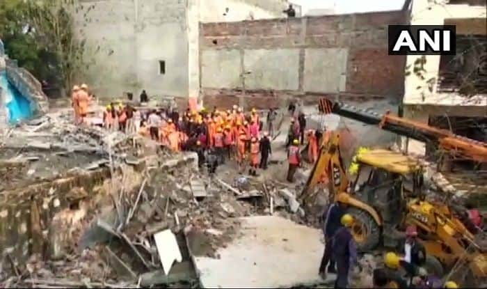Gurugram Building Collapse: NDRF Calls Off Rescue Operation; 7 Bodies Recovered, Accused Still at Large