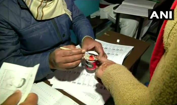 Polling Underway Amid Tight Security in Haryana's Jind And Rajasthan's Alwar