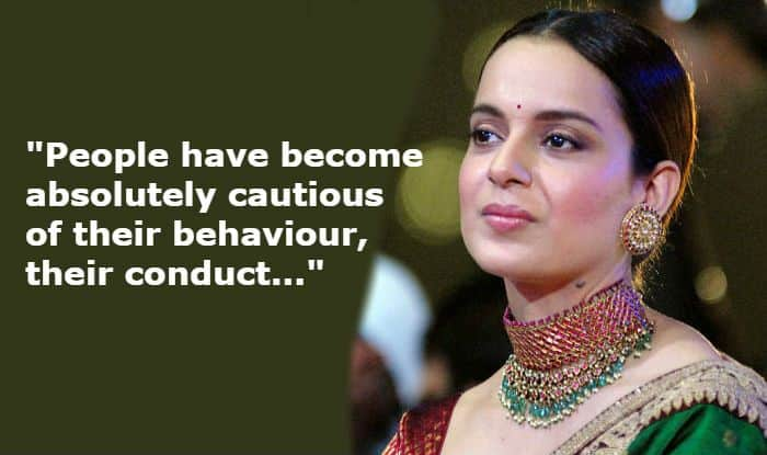 Kangana Ranaut Talks About #MeToo Again, Says People Now Think 10 Times Before Humiliating