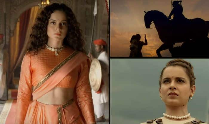 Bharat Song From Manikarnika: The Queen of Jhansi Out: Kangana Ranaut's Performance And Shankar Mahadevan's Voice is a Lethal Combination