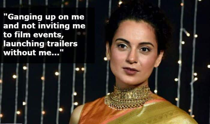 Kangana Ranaut Reveals How She Was Harassed by Directors of Her Films, Talks About #MeToo Again