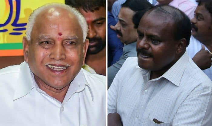 Amid Congress-JDS' 'Operation Lotus' Charges, 2 Independent MLAs Withdraw Support From K'taka Govt, Join BJP