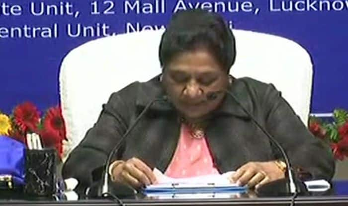 Mayawati Says Best Birthday Gift Would be Victory of All SP-BSP Candidates in Lok Sabha Elections