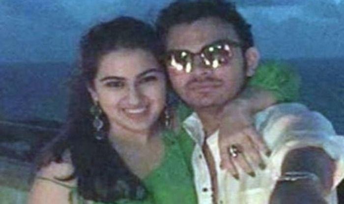 Sara Ali Khan, Veer Pahariya