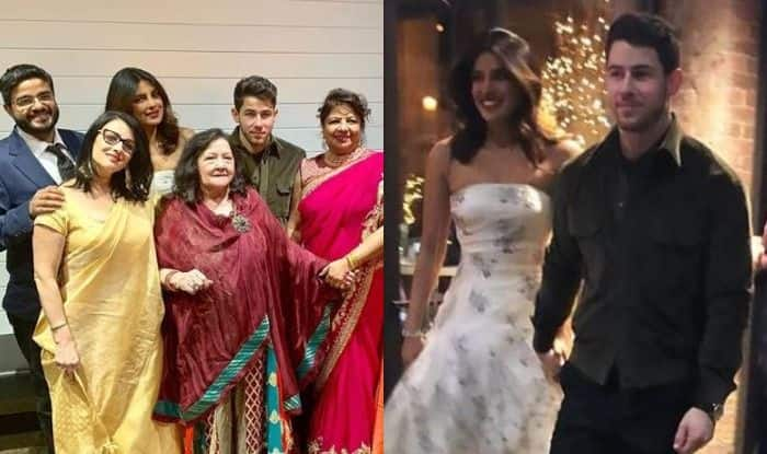Priyanka Chopra And Nick Jonas' US reception is All About Fun With Family