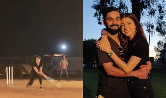 Bharat: Katrina Kaif Showcases Her Batting Skills Ahead of The World Cup, Asks Anushka Sharma to Put in a Word With Virat Kohli