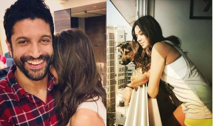 Farhan Akhtar Shares Rumoured Girlfriend Shibani Dandekar's Picture And we Can't Stop Crooning Dil Dhadakne Do