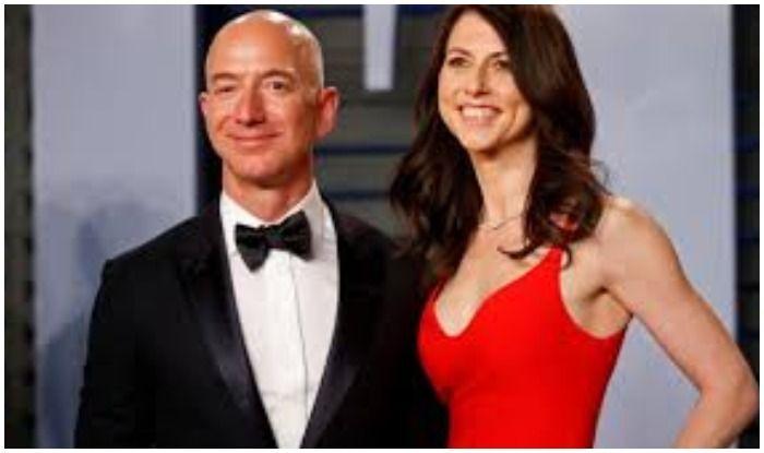 Amazon Founder Jeff Bezos, World's Wealthiest Person, Announces Divorce From Wife Mackenzie Bezos
