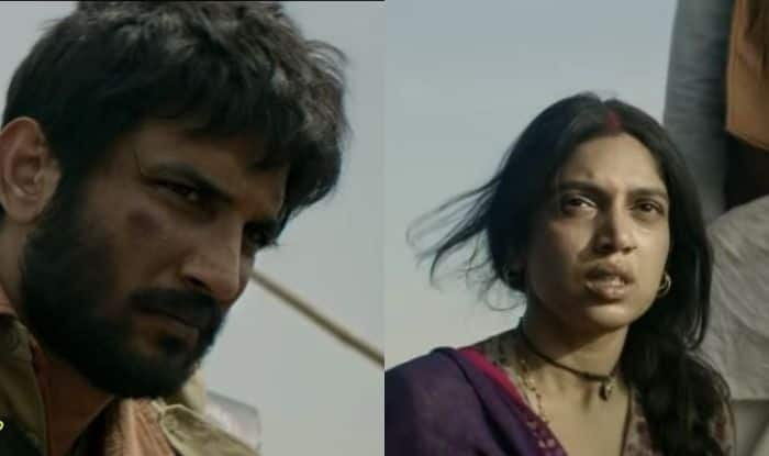 Sonchiraiya Trailer Out: Sushant Singh Rajput And Bhumi Pednekar's Film Look Intriguing