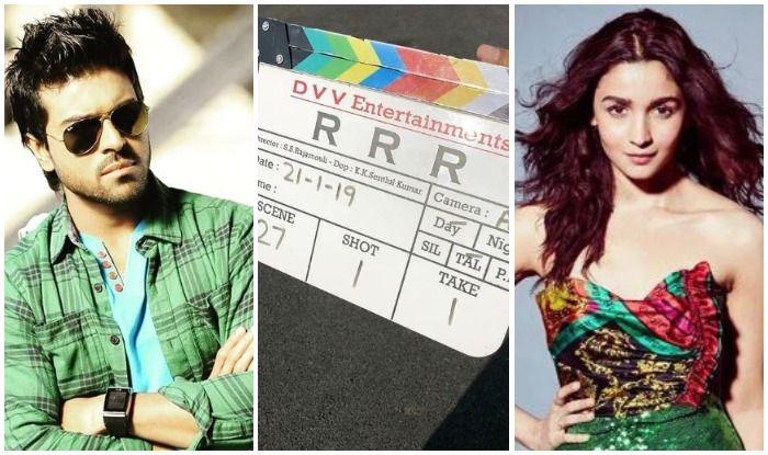 Baahubali Director SS Rajamouli Approaches Gully Boy Actress Alia Bhatt to Star in RRR Opposite Ram Charan-Jr NTR