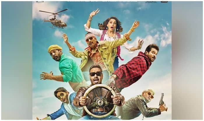 Total Dhamaal New Poster Out: Ajay Devgn Drops Another Quirky Poster an Hour Before Trailer Launch Today