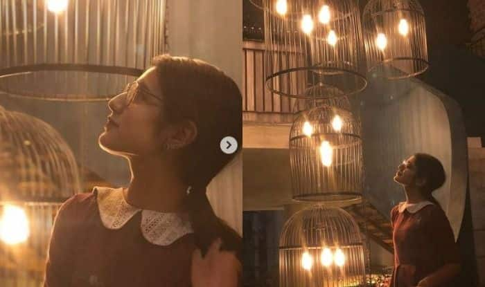 Priya Prakash Varrier Looks Hot AF in These Latest Pictures From Bangalore