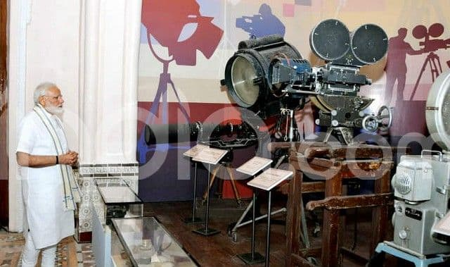 India Gets Its First Cinema Museum in Mumbai Inaugurated by PM Narendra Modi