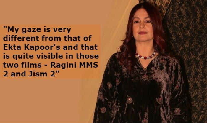 Pooja Bhatt Talks About Presenting Sunny Leone 'Differently' From Ekta Kapoor in Films, Read on