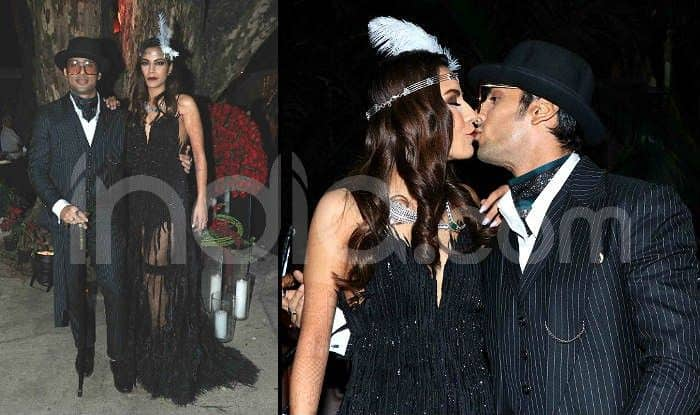 Prateik Babbar-Sanya Sagar Wedding Reception Photos: Newlyweds Throw Spanish Gatsby-Themed Party, Ayesha Takia, Karan Tacker And Others Attend