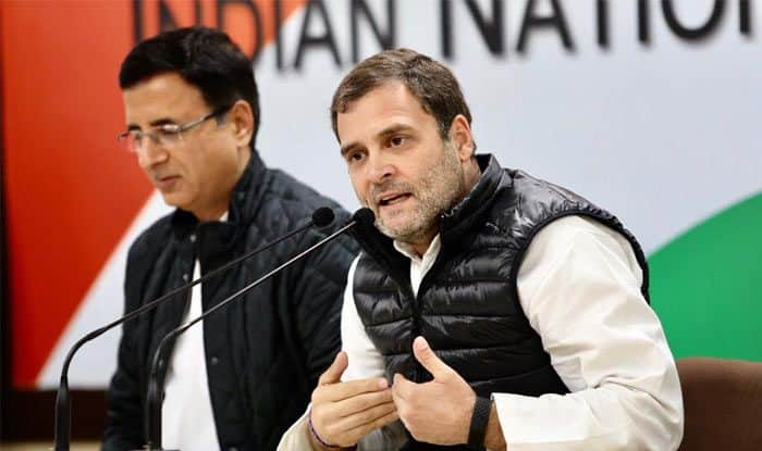 Rafale Row: Rahul Retorts to Jaitley's Parliament Attack in Presser, Dares PM Modi For One-on-One Debate