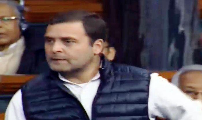 Rahul Gandhi Winks Again During Heated Debate on Rafale in Parliament; BJP Says 'He Needs Help'